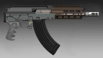 Former Rangers Combine the Best Features of the AK-47 and AR-15