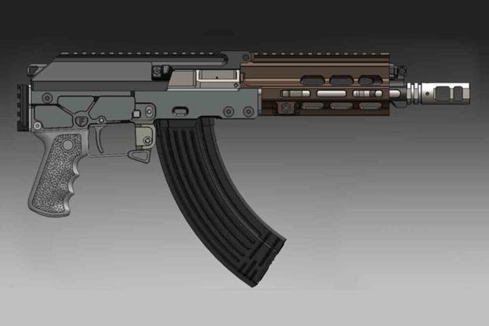 You are currently viewing Former Rangers Combine the Best Features of the AK-47 and AR-15