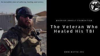 The Veteran Who Healed His Traumatic Brain Injury