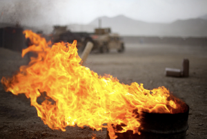 SFC Heath Robinson Burn Pit Transparency Act