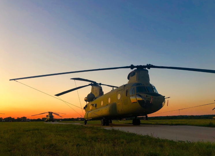 You are currently viewing New and Improved Chinook Helicopters for U.S. Special Operations Command