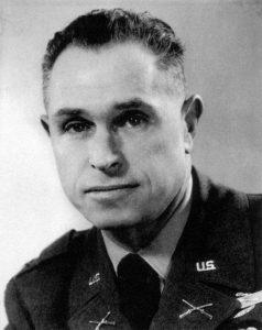 Colonel Aaron Bank
