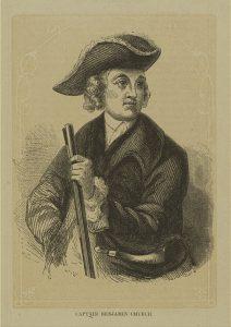 Colonel Benjamin Church - Ranger