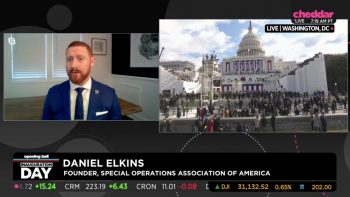 SOAA Founder Interviewed about Inauguration Security