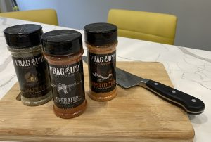 Read more about the article Combat Veteran Creates Line of Seasonings: Frag Out Flavor
