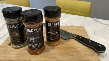 Combat Veteran Creates Line of Seasonings: Frag Out Flavor