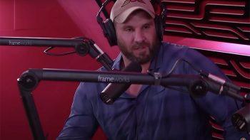 Retired Green Beret Andrew Marr on Joe Rogan Podcast