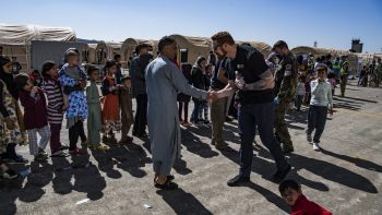 CALL TO ACTION: Support the Afghanistan Evacuation Mission