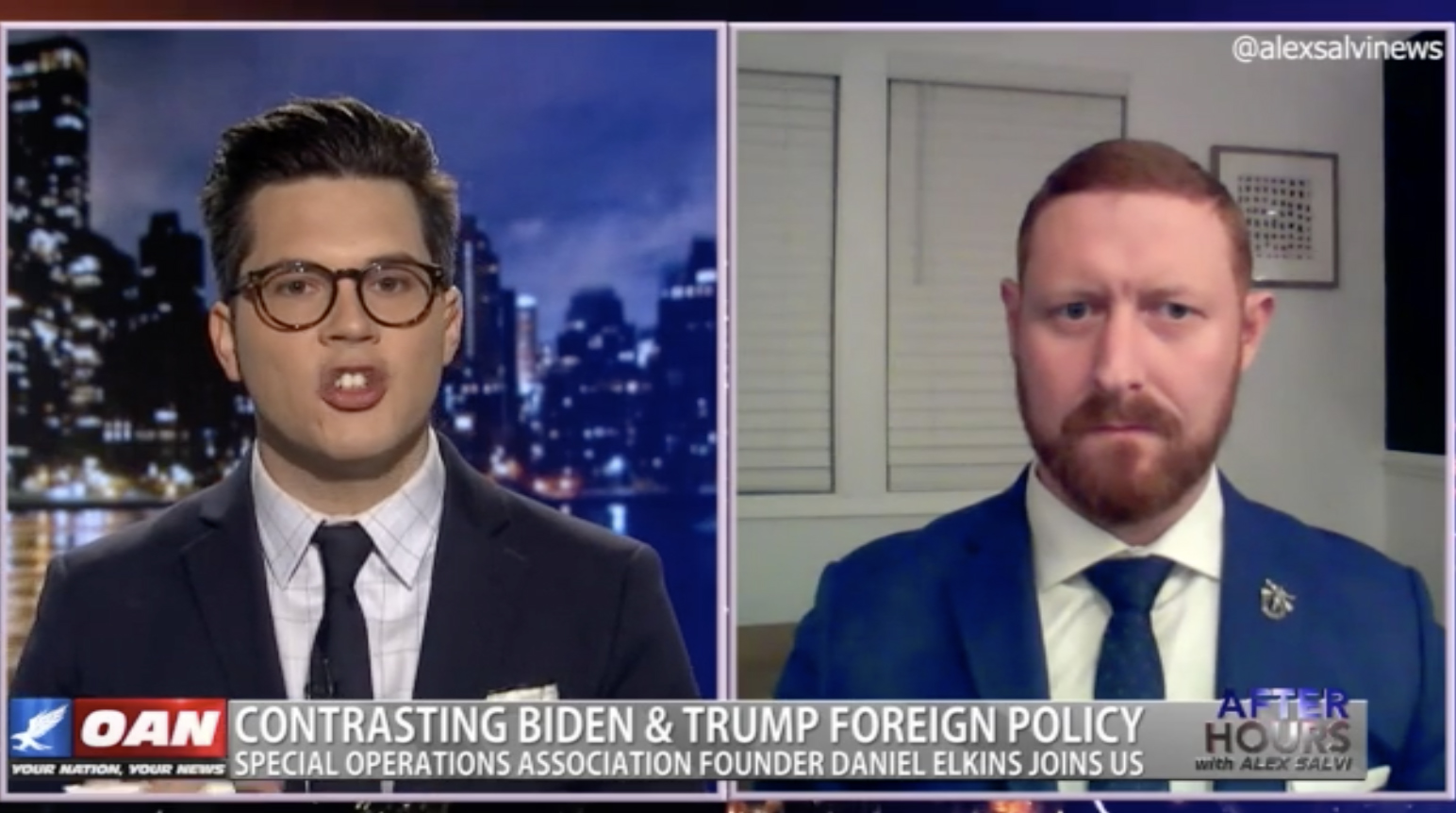 Interviewed about Biden Administration Approach to Global Threats